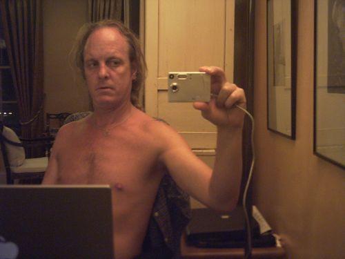 coed naked astrologer