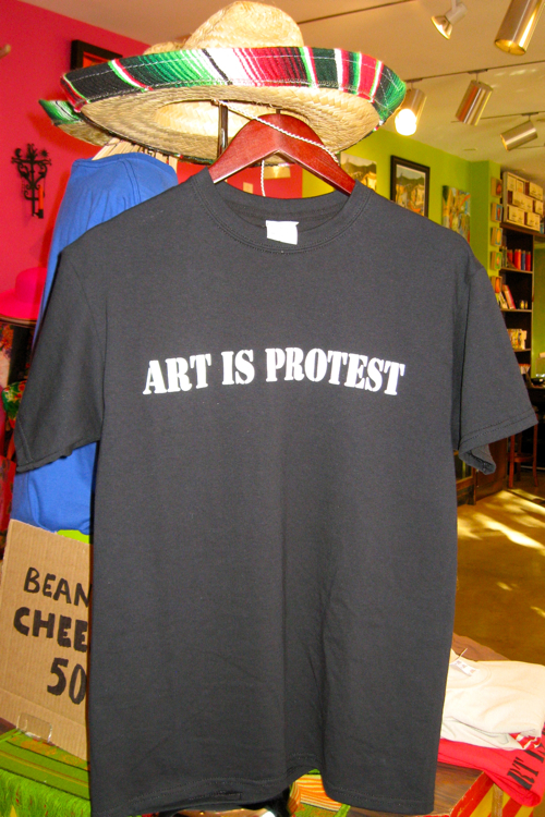 Art is Protest