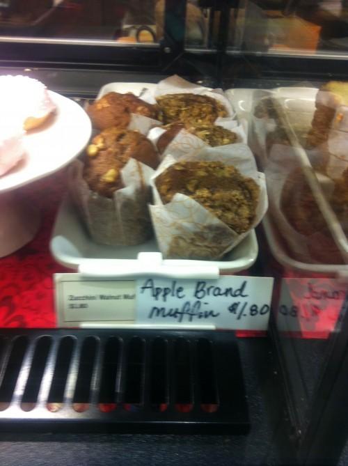 Apple Brand Muffin