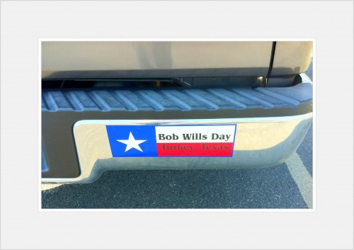 Bob Wills Day