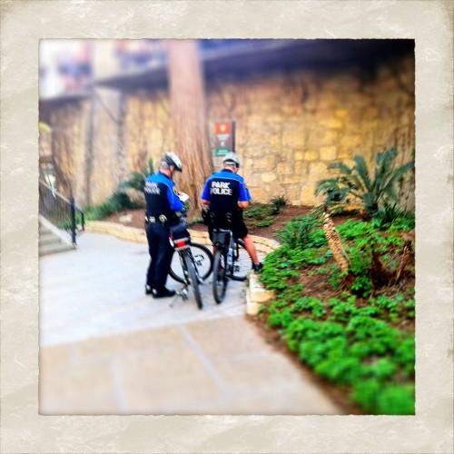 Texting Cops