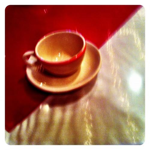 Mi Tierra Coffee Cup