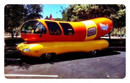 Oscar Mayer Wiener Mobile