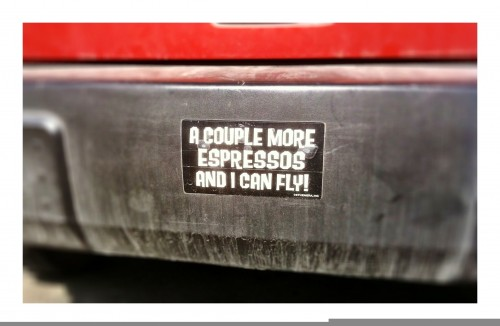 One More Espresso