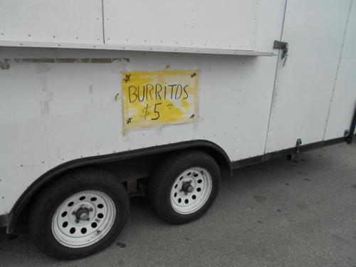 Burrito Trailer