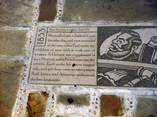 Courthouse Tile