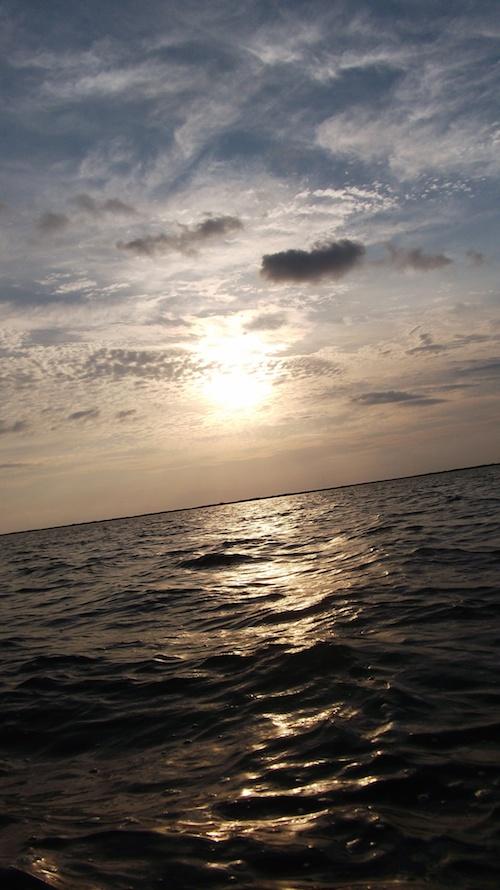 Sunrise Redfish Bay