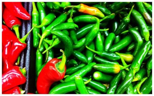 Pepper bin