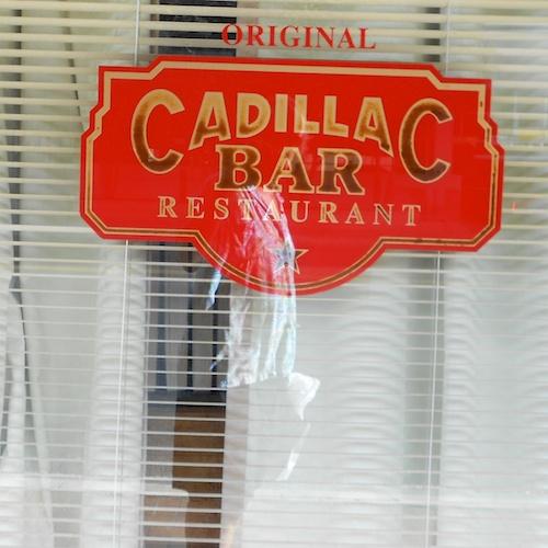 Cadillac Bar