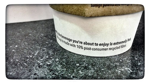 Post Consumer Recycle
