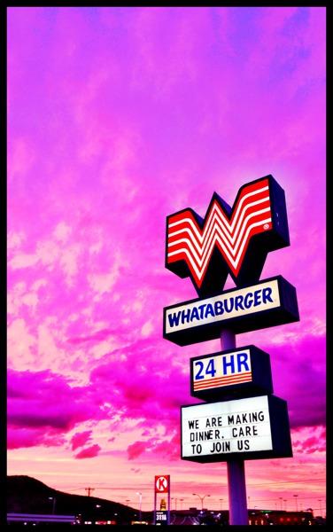 el paso whataburger