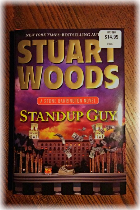 Stuart woods cover