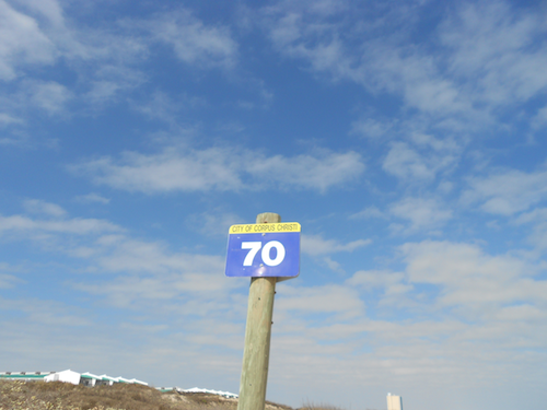 Mile Marker 70 Mustang Island