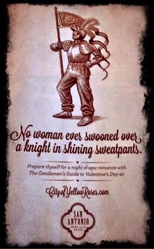 Knights in Sweatpants