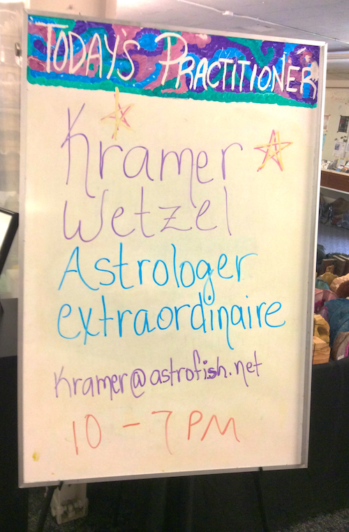 Astrologer extraodinaire