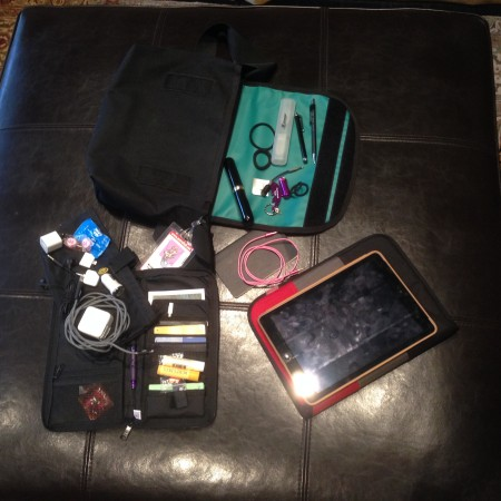 Minimalist Gear-Head Go Bag