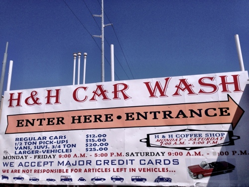 H & H Car Wash