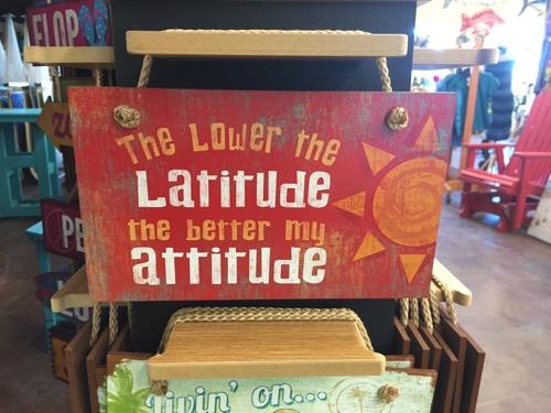 Lower the Latitude