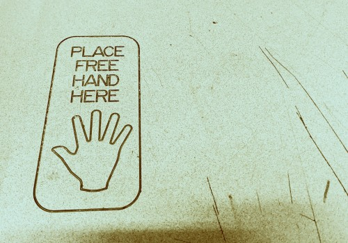 Place Hand Here