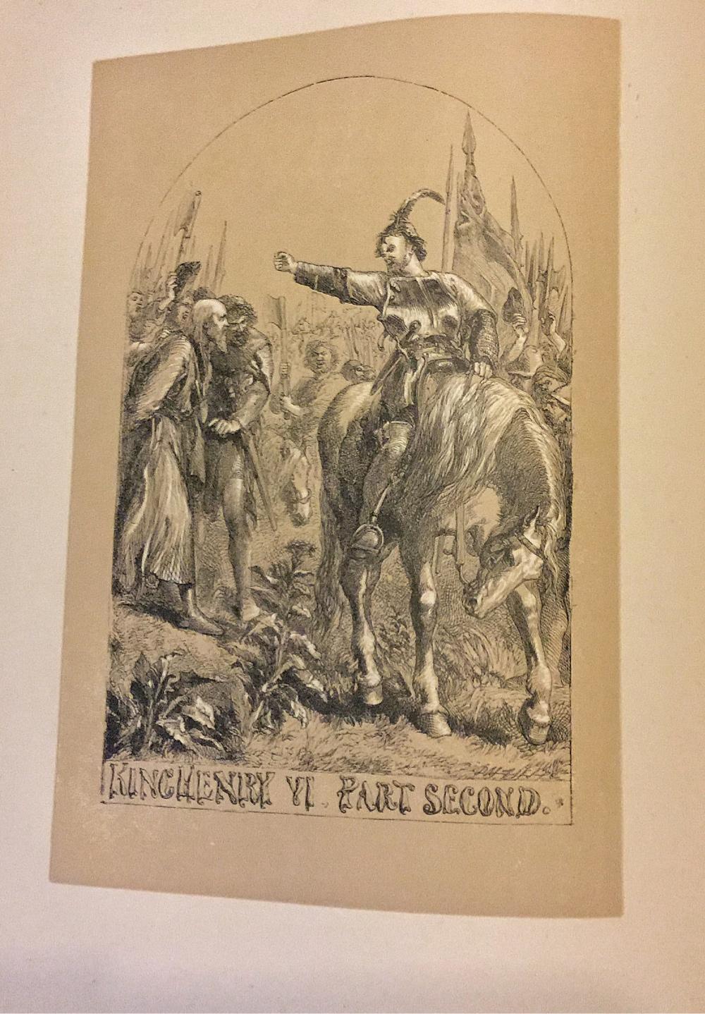 Bookplate 2 Henry 6