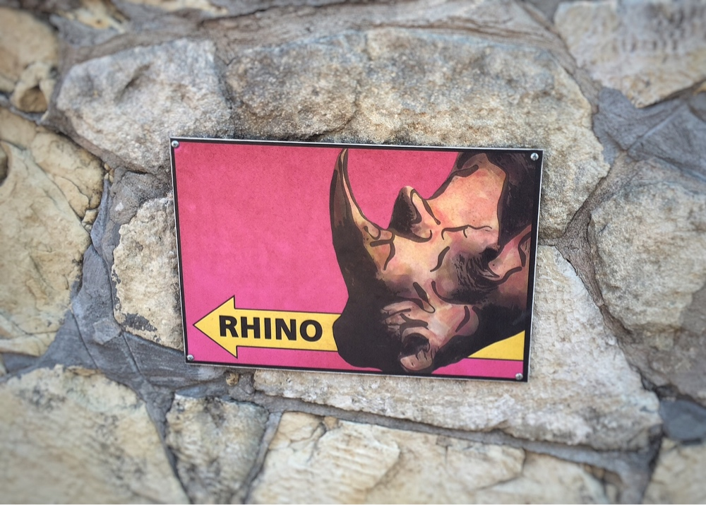 Sign of the Rhino