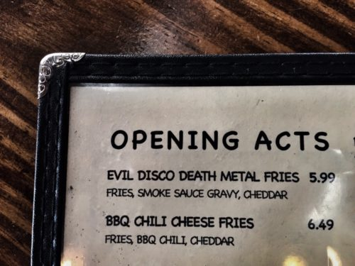 Disco Death and BBQ Review