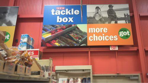 HEB Tackle Box