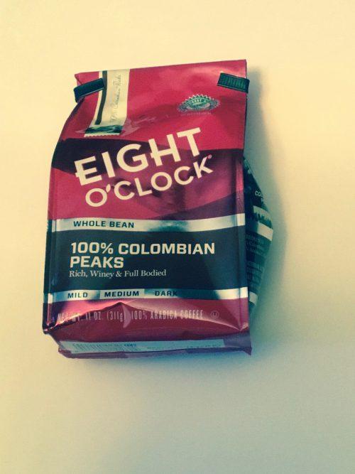 Eight O'Clock Coffee - updated