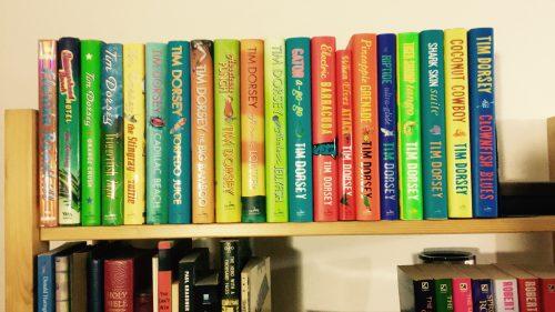 Updated Bookshelf