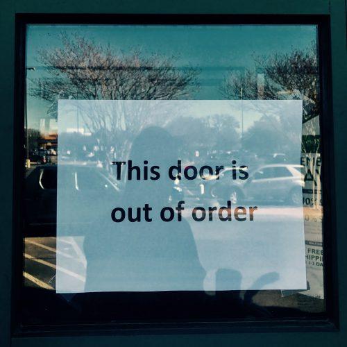 Broken Entrance