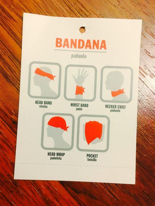 Bandana Tag
