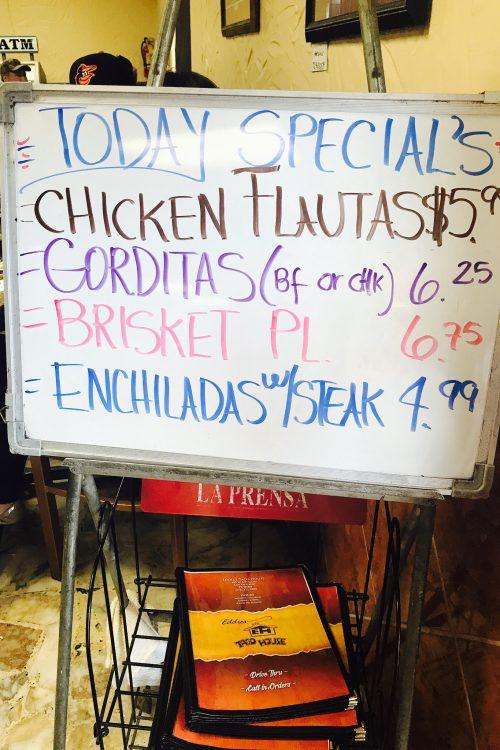 Steak and Enchilada Plate