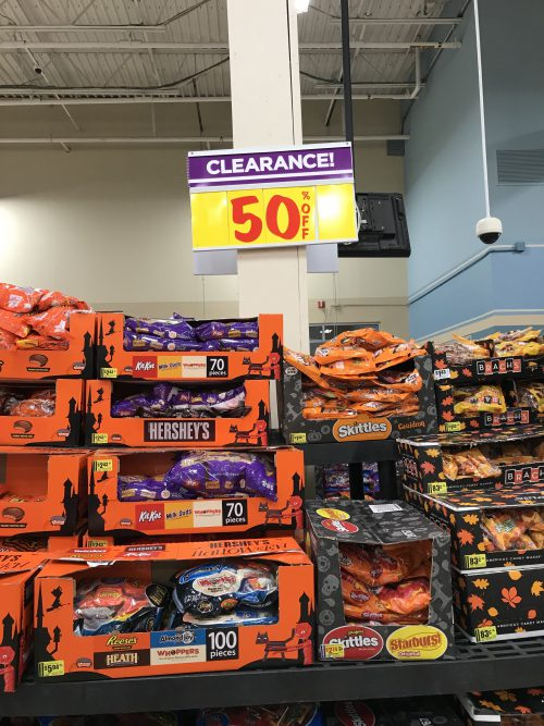 Candy Clearance