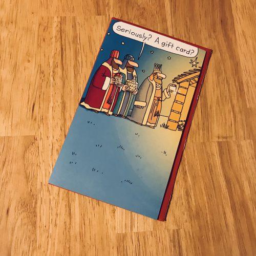 Best Xmas Card