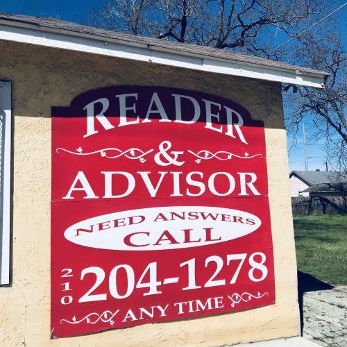 Reader and Advisor