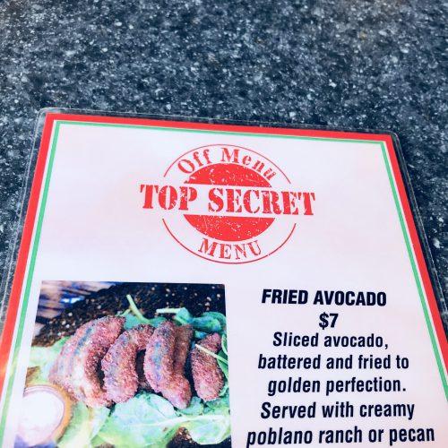 Fried Avocado