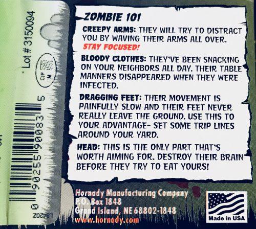 Zombie Rounds
