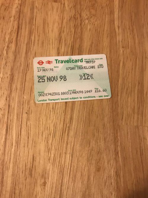 Travel Card