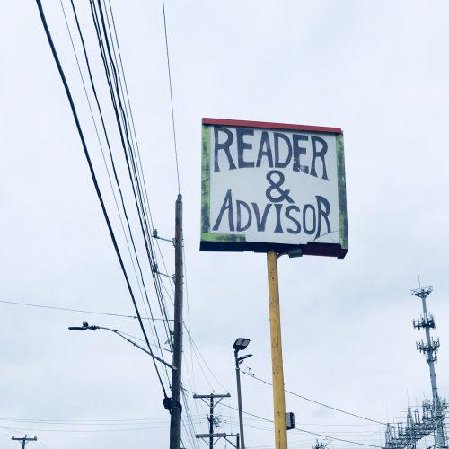 Reader & Advisor