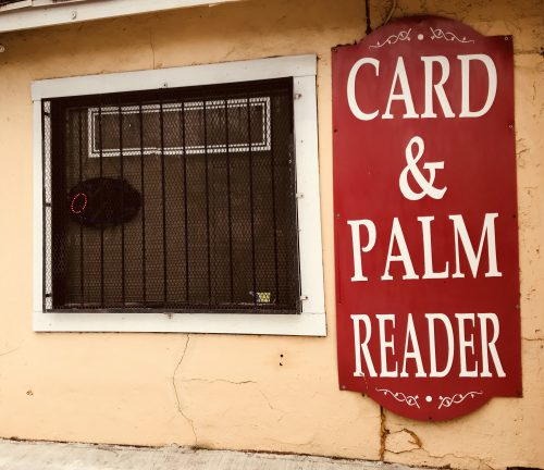 Card and Palm