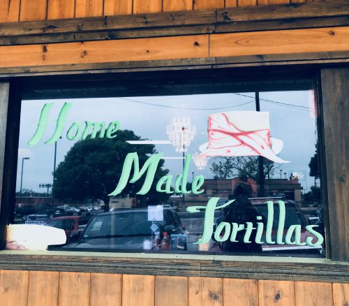 Home Made Tortillas