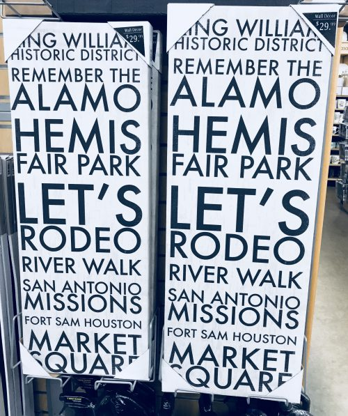 San Antonio Signs