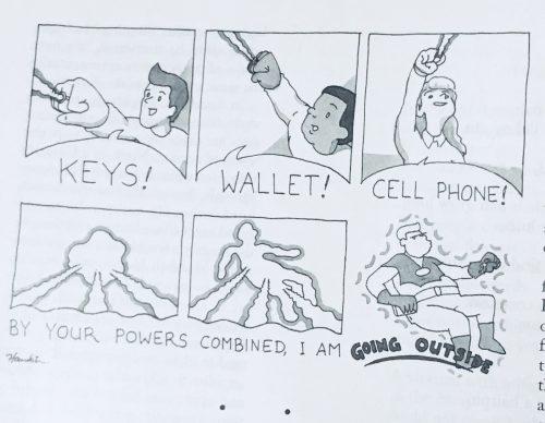 Keys Wallet Cell Phone