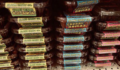 Alamo Candy