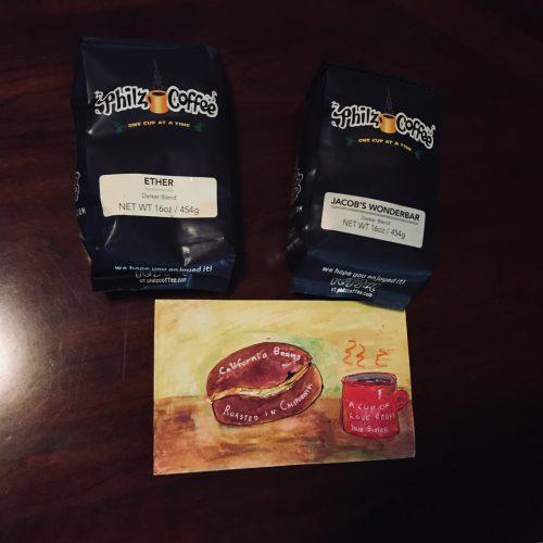 Philz coffee care kit
