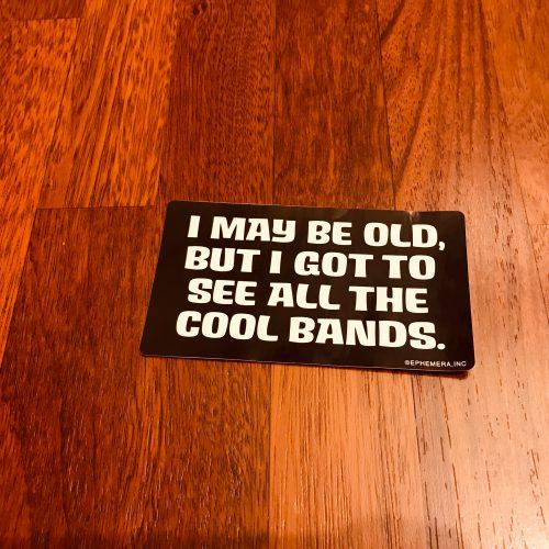 Birthday Sticker