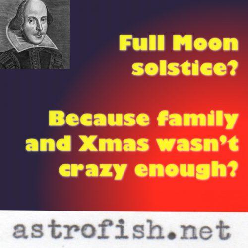 Full Moon and Xmas