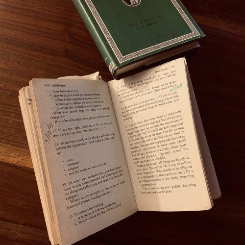 Marcus Aurelius Book 12