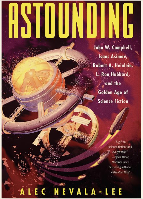 Astrounding Book Cover