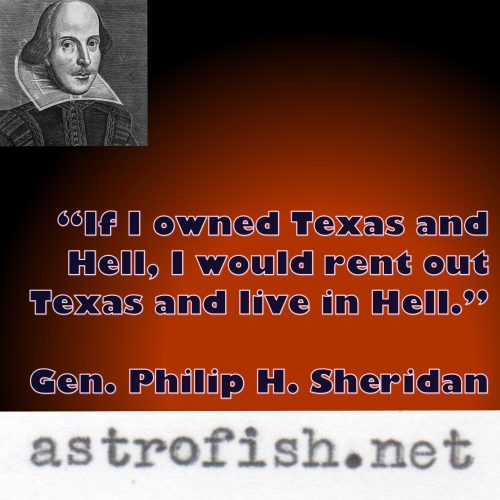 Hell and Texas
